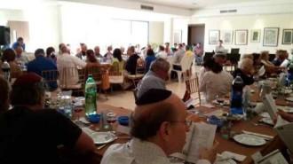 Shoah Seder 2014: Hebraica Venezuela
