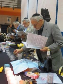 Shoah Seder JCC Aventura 2014, Florida