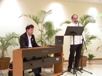 Shoah Seder  2013 Hebraica Venezuela